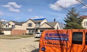 911 Restoration commercial restoration services South Central Pennsylvania