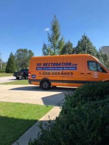 911 Restoration Covid-19 cleaning services South Central Pennsylvania