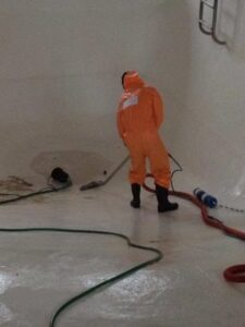 911 Restoration water damage restoration South Central Pennsylvania