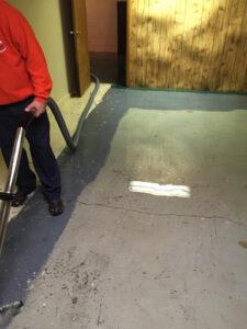 911 Restoration- water damage -Carlisle PA- flooded basement
